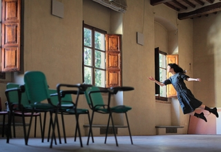 Natsumi Hayashi, fotografías contra la gravedad