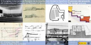 Congreso Pioneros de Arquitectos Españoles