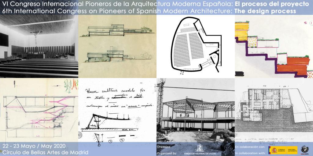 VI Congreso Internacional Pioneros de Arquitectura Española